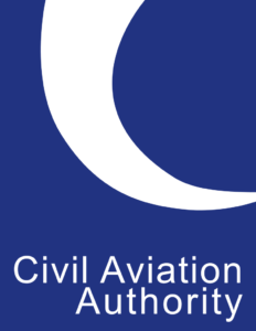 CAA (Civial Aviation Authority, the UK's specialist aviation regulator)