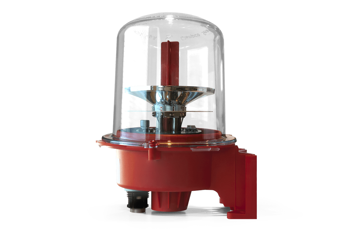 Aircraft Warning Light LIOLB-P1xxDF: Double, Low Intensity Type L-810